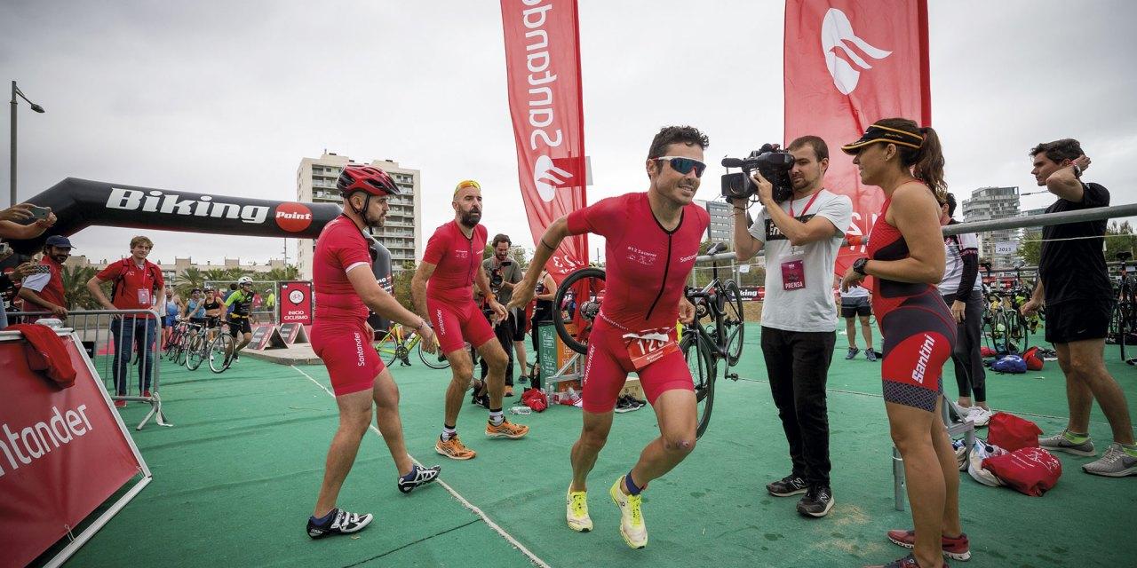 Cancelan Triatlón de Barcelona por Covid-19