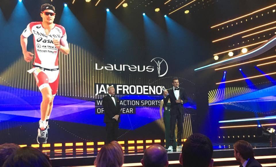 Sin haber competido, Jan Frodeno podría ser el Deportista del Año 2020 en Alemania