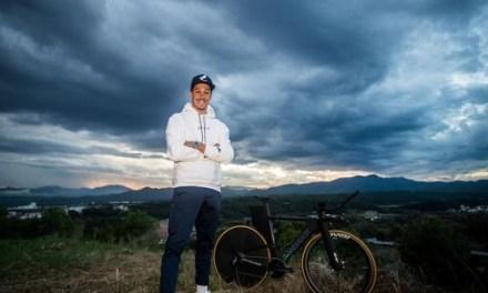 Será Vincent Luis un rival a vencer en el Challenge Daytona, incluso en el sector de bici