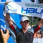 Se inaugura la temporada de triatlones de medias distancias con el Half de Tauranga, en Nueva Zelanda