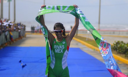 Desea Claudia Rivas romper su marca olímpica y llegar a tope a Tokio 2020