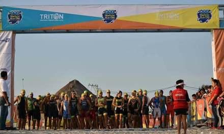 Después de la realización del Triatlón Isla de Tris 2021, 762 atletas tricolores clasifican a Mundiales