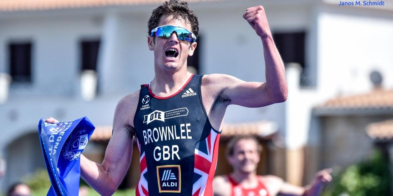 Dejará también Jonathan Brownlee las distancias olímpicas tras JO de Tokio
