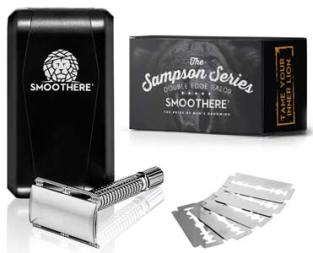 Smoothere Double Edge Safety Razor