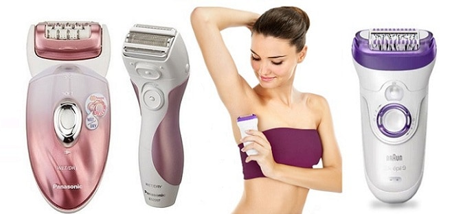 Best Women Electric Shaver
