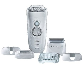 Braun Silk-épil 7 7-561 Wet/Dry Epilator