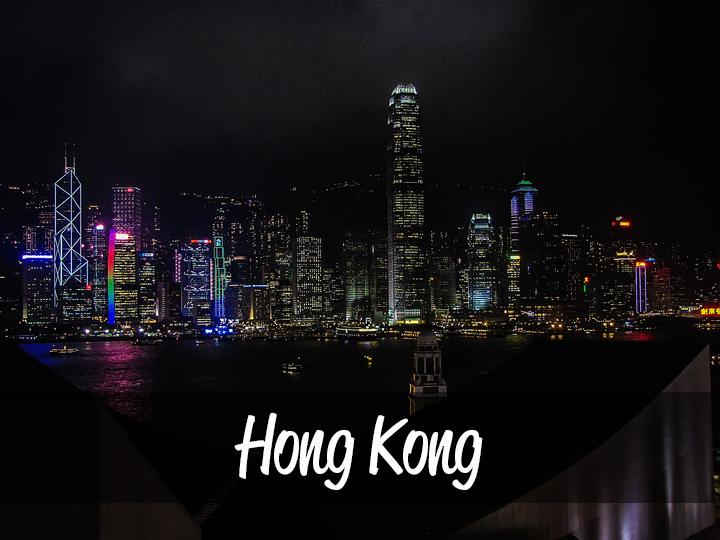 Trimm Travels: Hong Kong