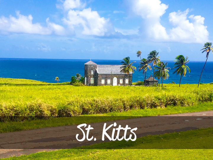Trimm Travels: St. Kitts