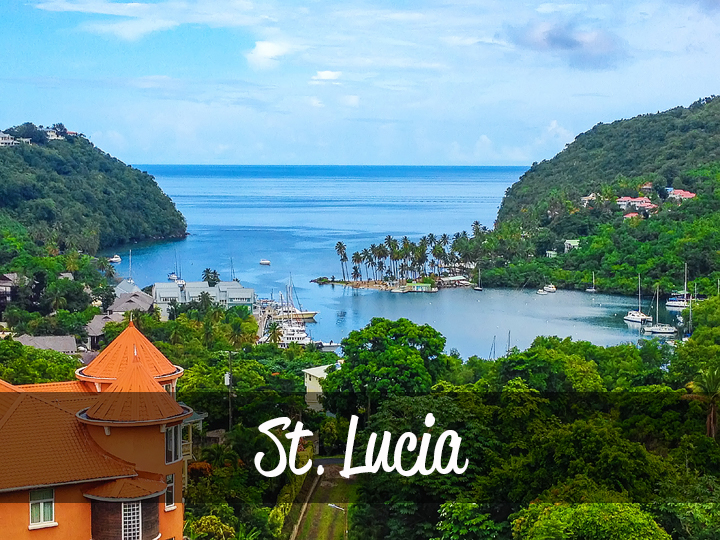 Trimm Travels: St. Lucia