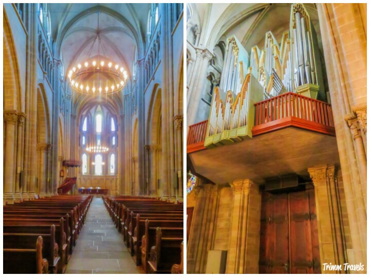 Favorite Things To Do Geneva Switzerland St Pierre Cathedral Collage