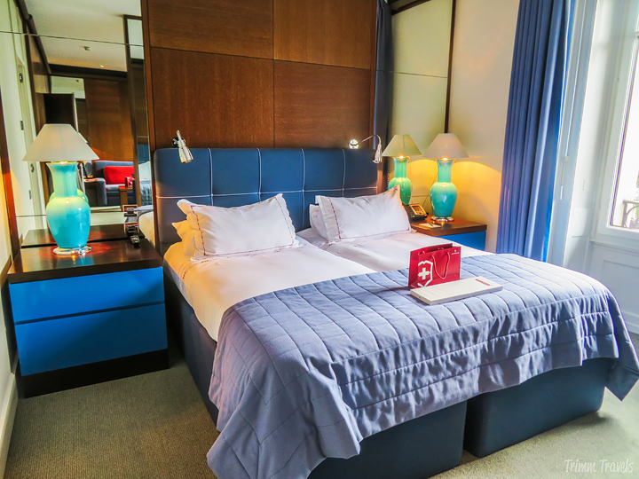 Le Richemond Hotel Beds
