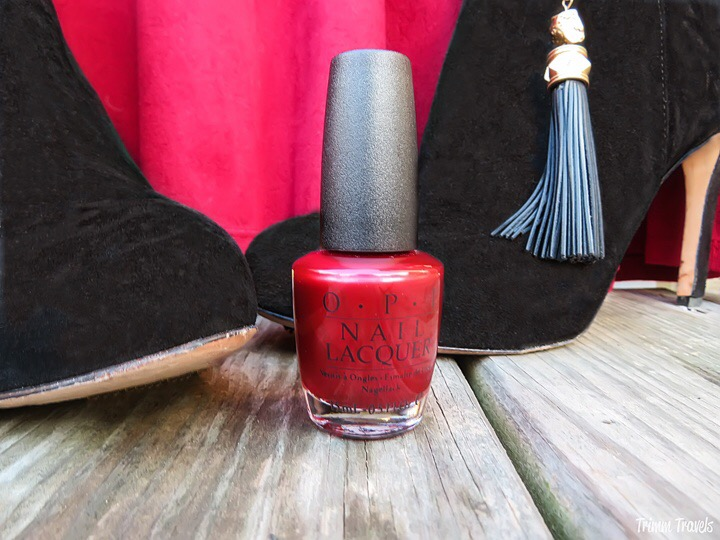Holiday Favorites Party Dress OPI Color