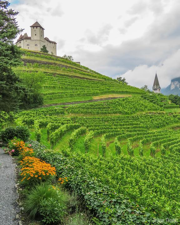 day trip guide from zurich switzerland to lichtenstein