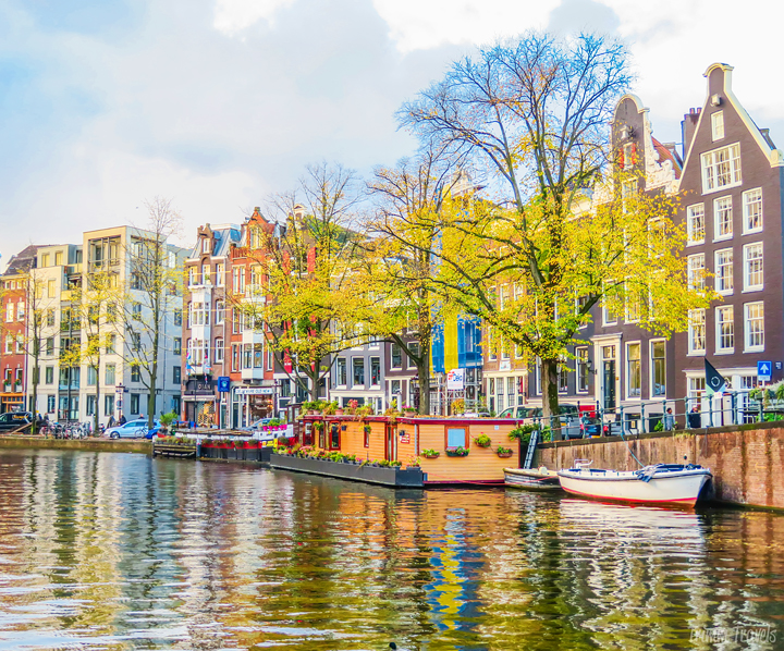 best hotel restaurants attractions amsterdam netherlands