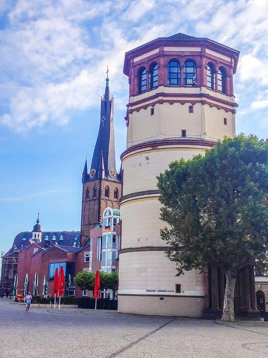 Insight Guide Dusseldorf