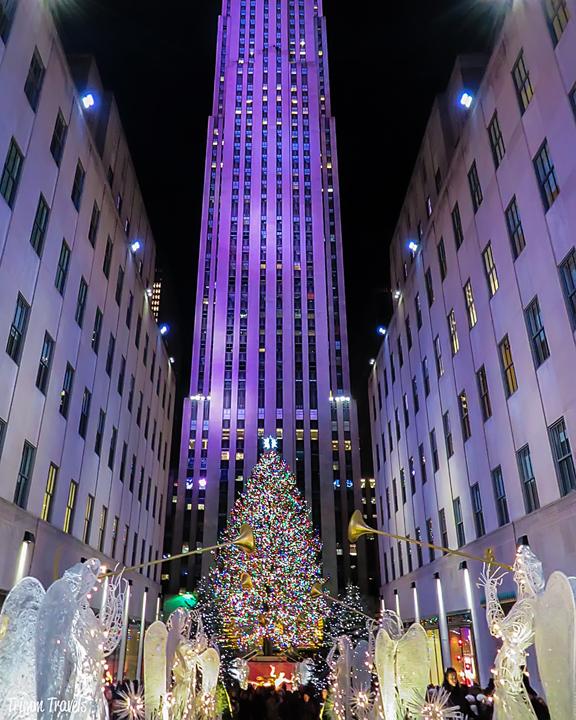 New York Trimm Travels First Year Birthday Blogversary
