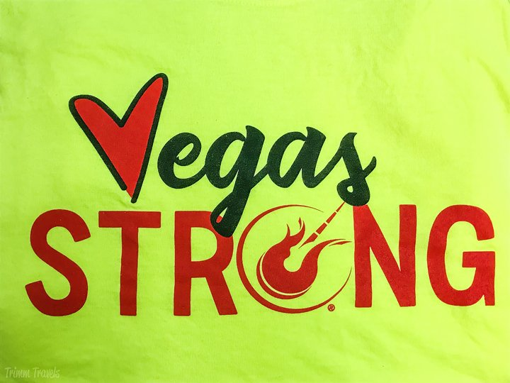 Vegas Strong Event after Tragedy Marathon Las Vegas Nevada