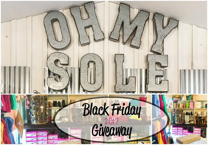 Trimm Travels Black Friday 2017 Giveaway Oh My Sole Boutique