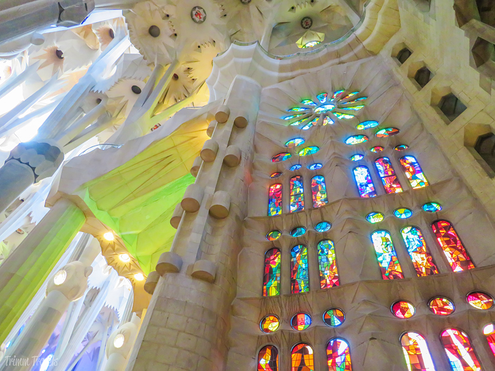 La Sagrada Familia Best Places to See First Time Visitor Barcelona Spain