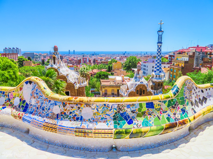 Parc Güell Park Güell Best Places to See First Time Visitor Barcelona Spain