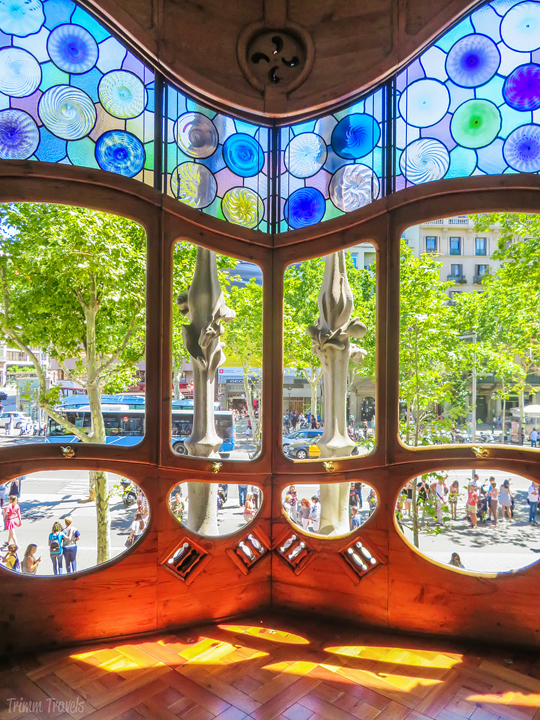 Casa Batlló Best Places to See First Time Visitor Barcelona Spain