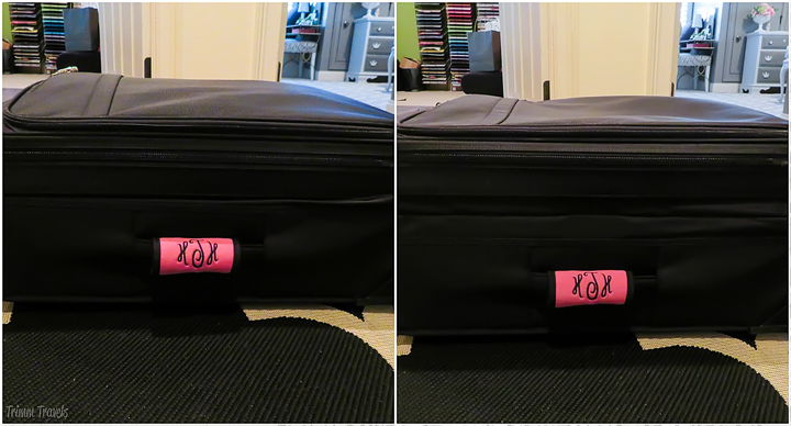 combo of suitcase not expanded and expanded-tips for easy packing process