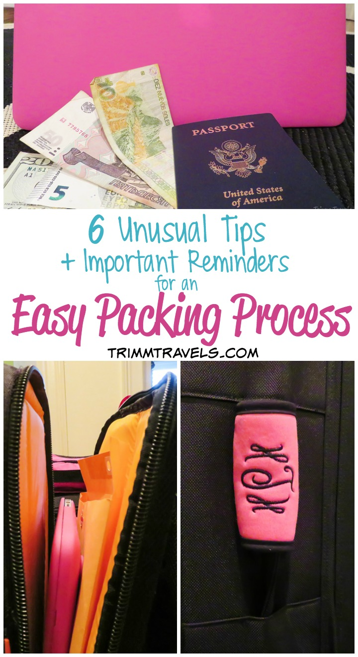 post title pinterest pin-tips for easy packing process