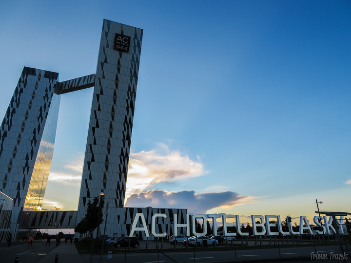 Stay Hotel Kopenhagen : Where to stay in copenhagen a review of the ac hotel bella sky