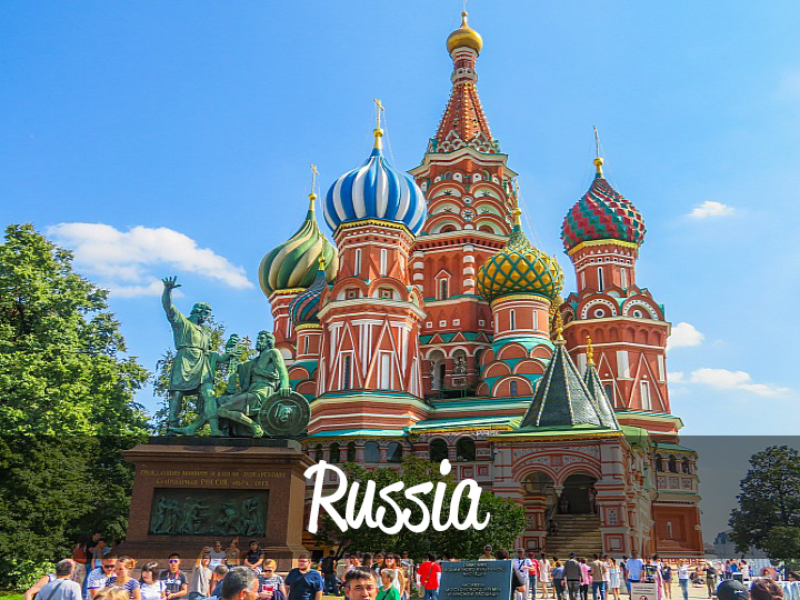 Trimm Travels: Russia
