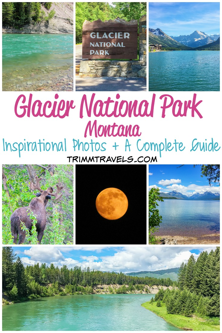 """Find out why I call Glacier National Park a """"national park dark horse"""" and why I feel it is underrated. Check out my inspirational photos and great guide! #glaciernationalpark #gnp #nationalpark #nps #park #montana #usa #guide #travelguide #traveltips #wildlife"""