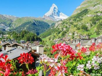 My Favorite Things to Do in Zermatt Switzerland