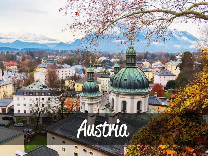 Trimm Travels: Austria
