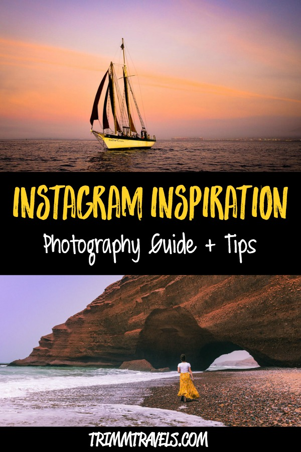 If you're wondering what photos to get on your next adventure, I've got them all right here in this Instagram Inspiration guide from fellow travel bloggers! #instagram #photos #photography #photographytips #travelphotography #travel