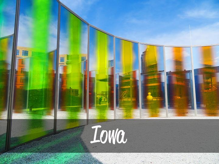Trimm Travels: Iowa