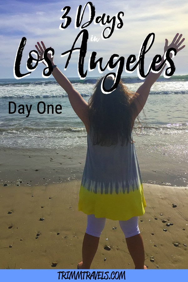 First day of My Easy and Informative Guide to 3 days in LA. Day One takes you to the well-known tourist attractions in Los Angeles such as Hollywood! #losangeles #la #california #visitlosangeles #hollywood #travelguide #traveltips #itineraries #destinations #travel