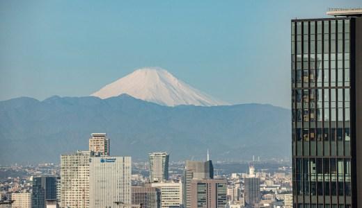 マンダリンオリエンタル 東京の富士山ビューの部屋と百名店ケシキの朝食