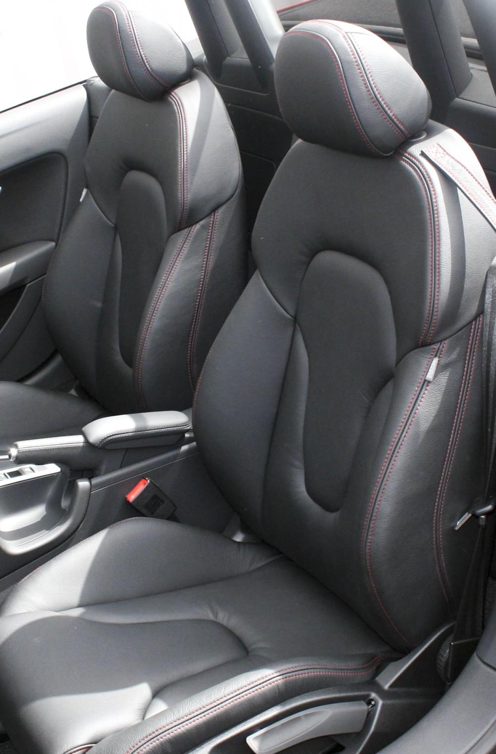 Audi Tt Leather Seats Automotive Leather Specialists Trim Technik