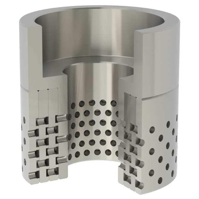 ST-2™ Multi Stage Anti Cavitation Trim