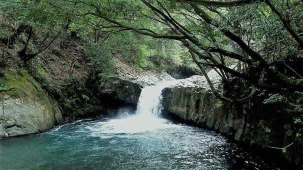 The 4th of Kawazu's 7 falls