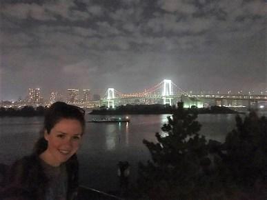Odaiba by night