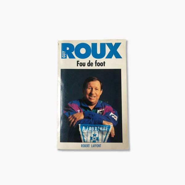 Livre Guy Roux