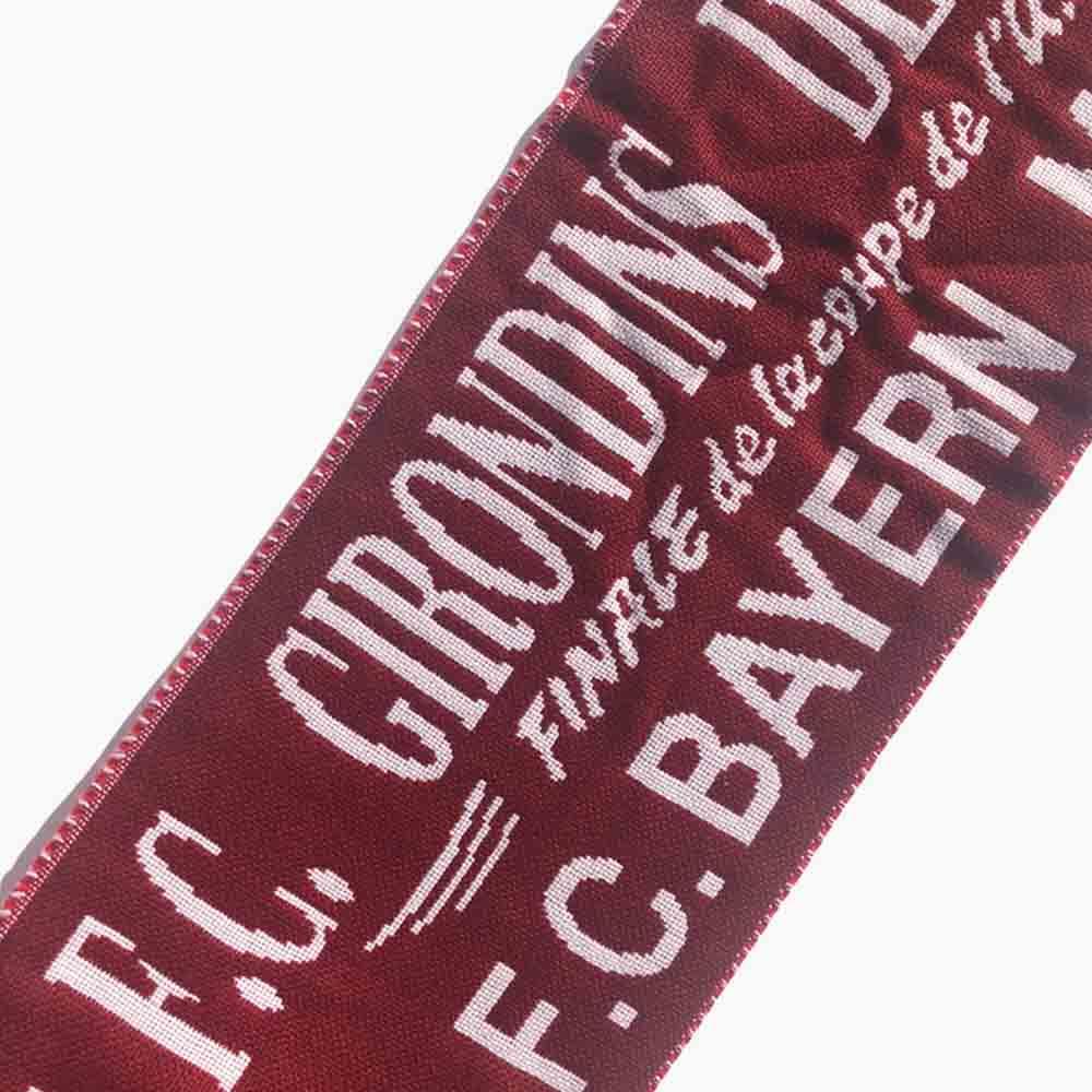 écharpe Girondins de Bordeaux bayern munich