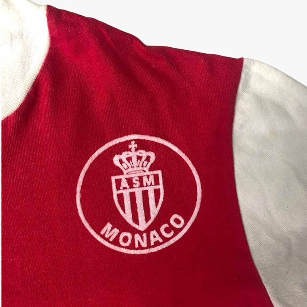 maillot as monaco vintage