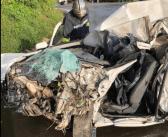 Três mortes em dois acidentes na ERS 324
