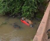 Sarandi – Acidente com vítima fatal em ponte na divisa com Rondinha