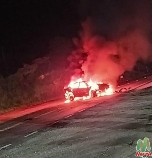 Fotos: Jornalismo Máxima FM/Plantão