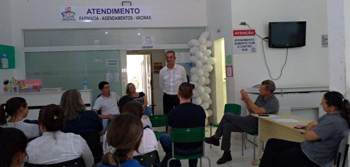 Trindade do Sul – José Fiorentin assume a Secretaria de Saúde