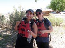 Green River Rafting Trip