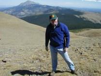 Climbing Trinchera Peak