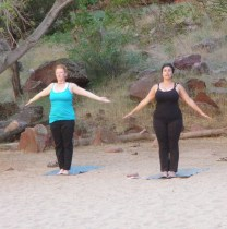 Wilderness Yoga